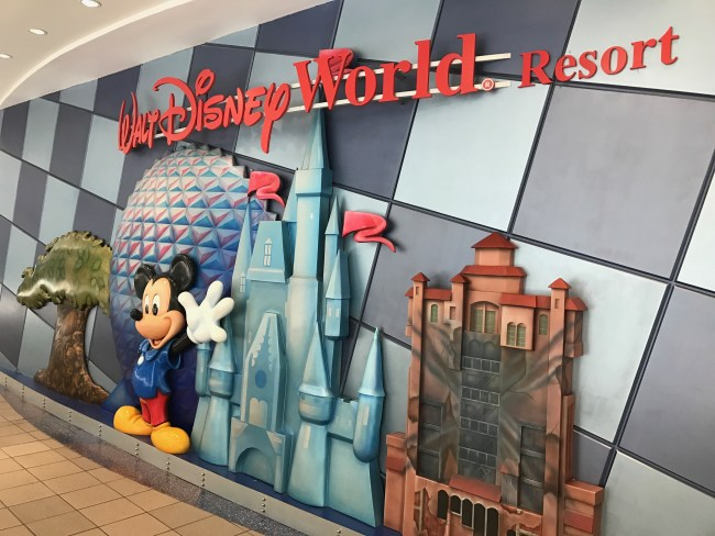 Disney World Store - Orlando International Airport