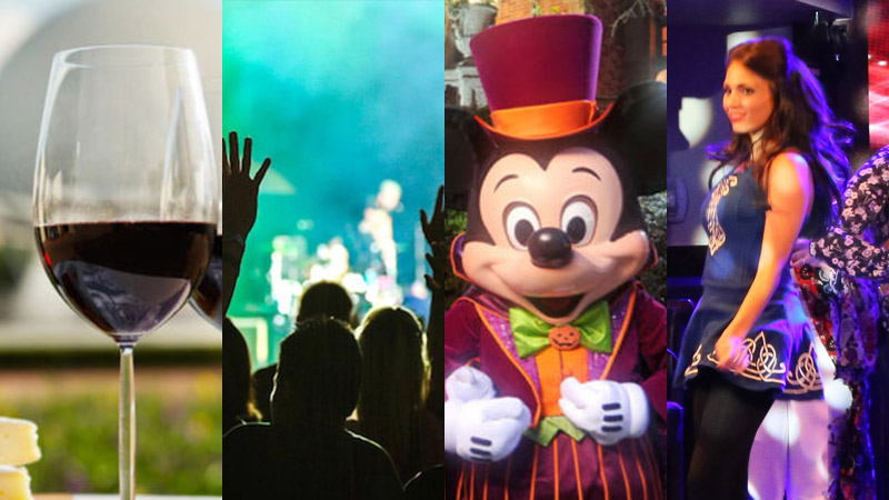 Four Reasons Why Disney In The Fall Makes Our #TravelGoals
