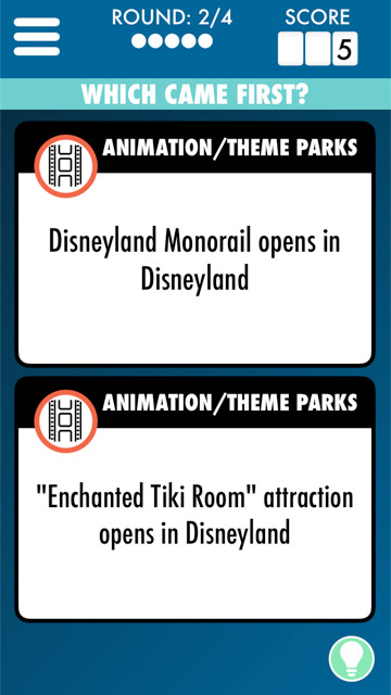 Eventology - Theme Park Question - Disneyland