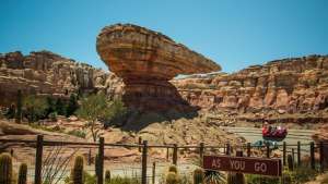 Radiator Springs Racers - Disneyland MaxPass