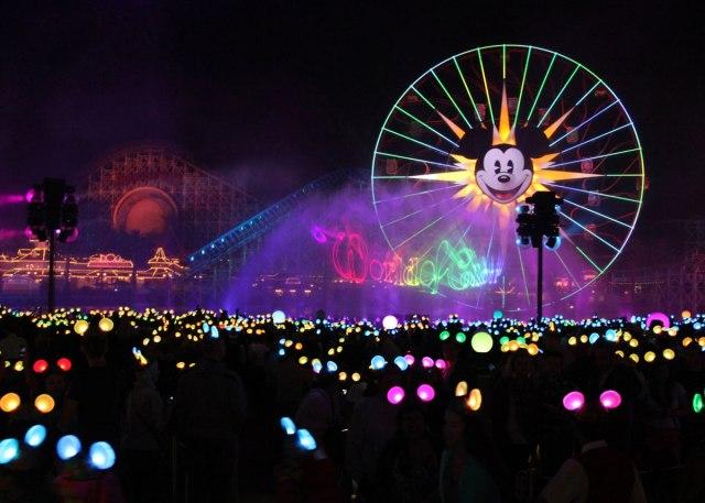 World of Color - Disneyland