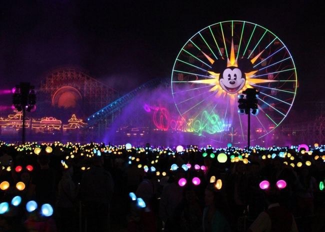 World of Color - Disneyland