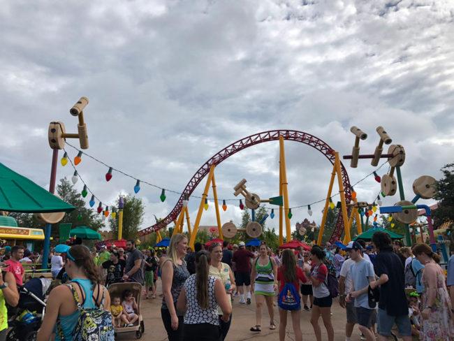 Toy Story Land - Disney's Hollywood Studios - Walt Disney World