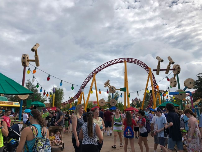 Toy Story Land - Disney's Hollywood Studios - Walt Disney World