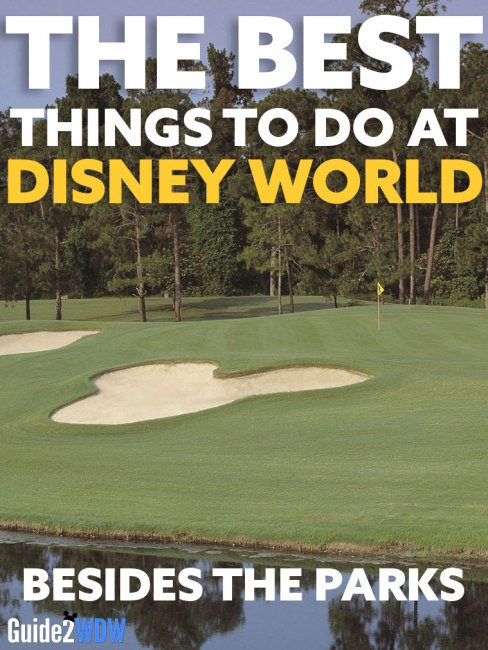 The Best Things to Do Outside the Theme Parks at Disney World