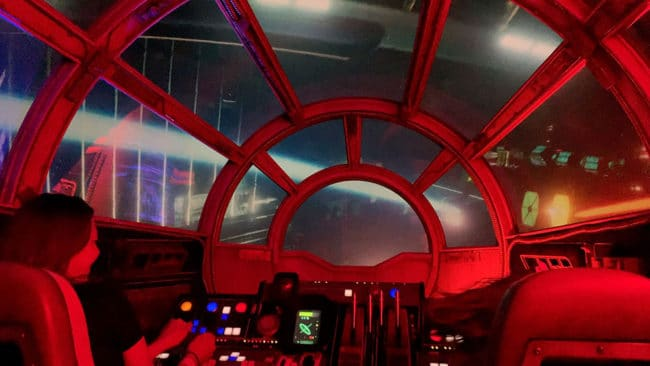 Pew Pew - Millennium Falcon Smugglers Run Ride Guide- Guide2WDW