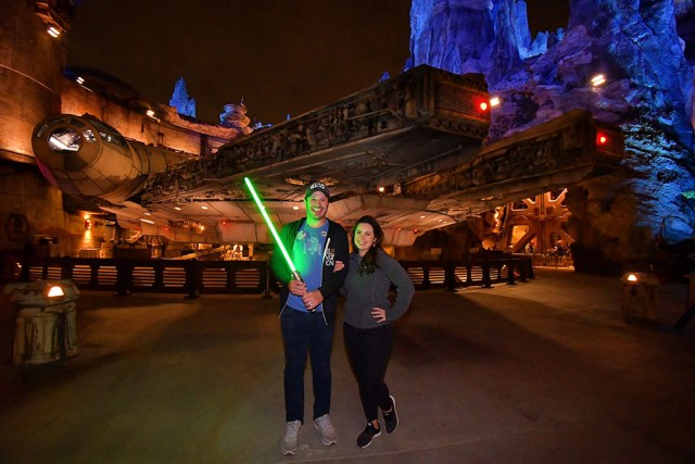 Photopass Star Wars Galaxys Edge- Disneyland- Guide2WDW