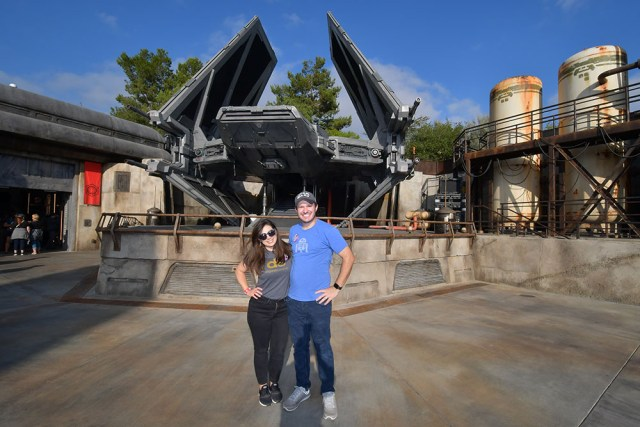 Photopass Star Wars Galaxys Edge- Disneyland- Guide2WDW2