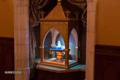 Glass Slipper - Princess Fairytale Hall - Magic Kingdom Attraction