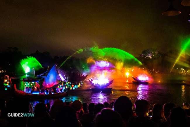 Rivers of Light - Animal Kingdom Show - Disney World Entertainment - Guide2WDW