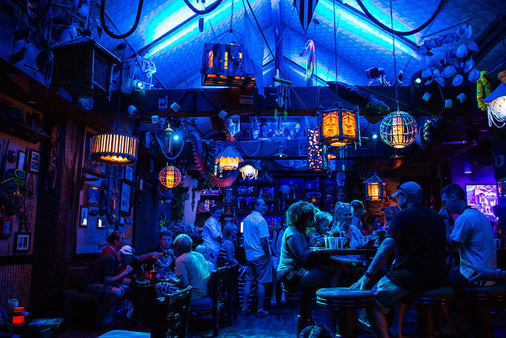 The Best Bars and Lounges at Walt Disney World