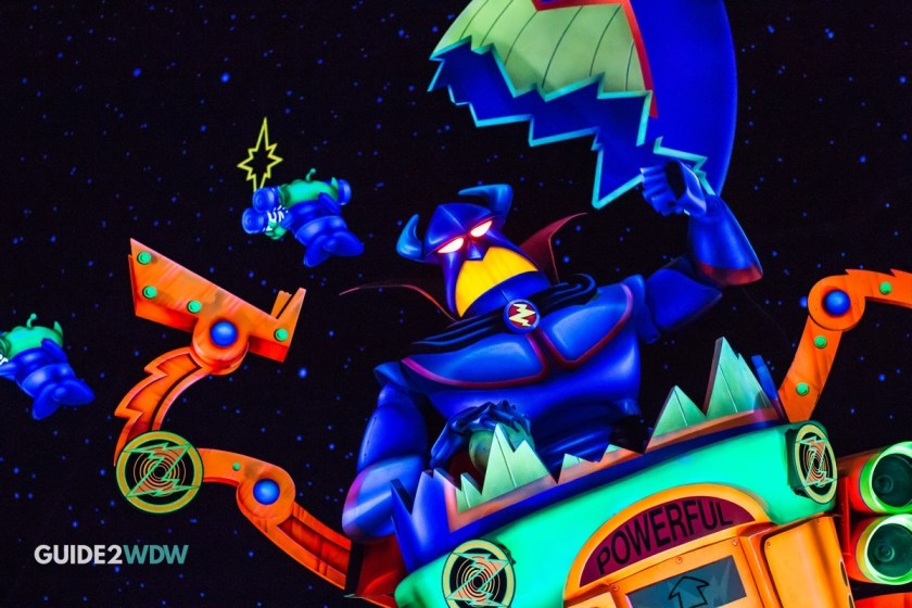 Zurg Defeated - Buzz Lightyear Space Ranger Spin - Magic Kingdom Attraction - Disney World
