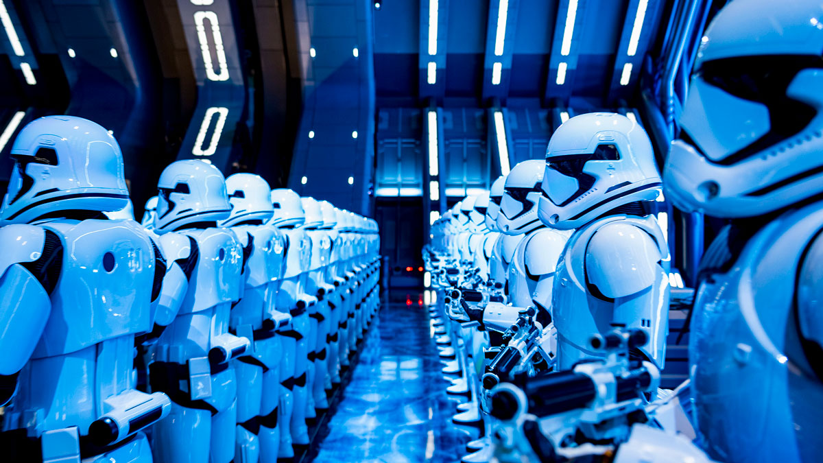 Rise of the Resistance opens at Hollywood Studios with virtual queue