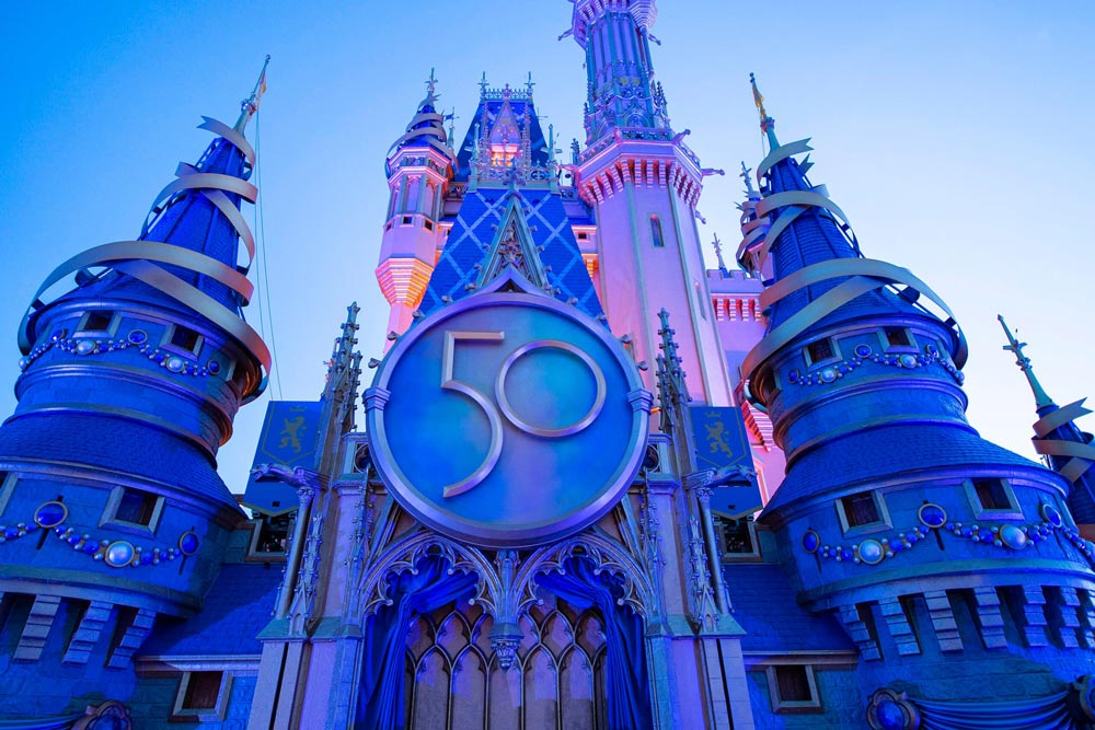 Everything new coming to Disney World for the 50th Anniversary
