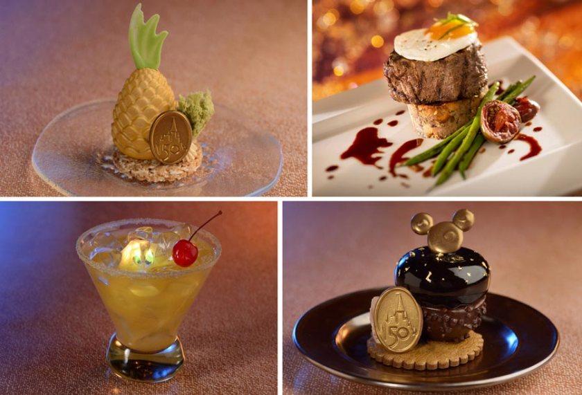 Disney World 50th Anniversary Desserts - Food Guide - Hollywood Studios