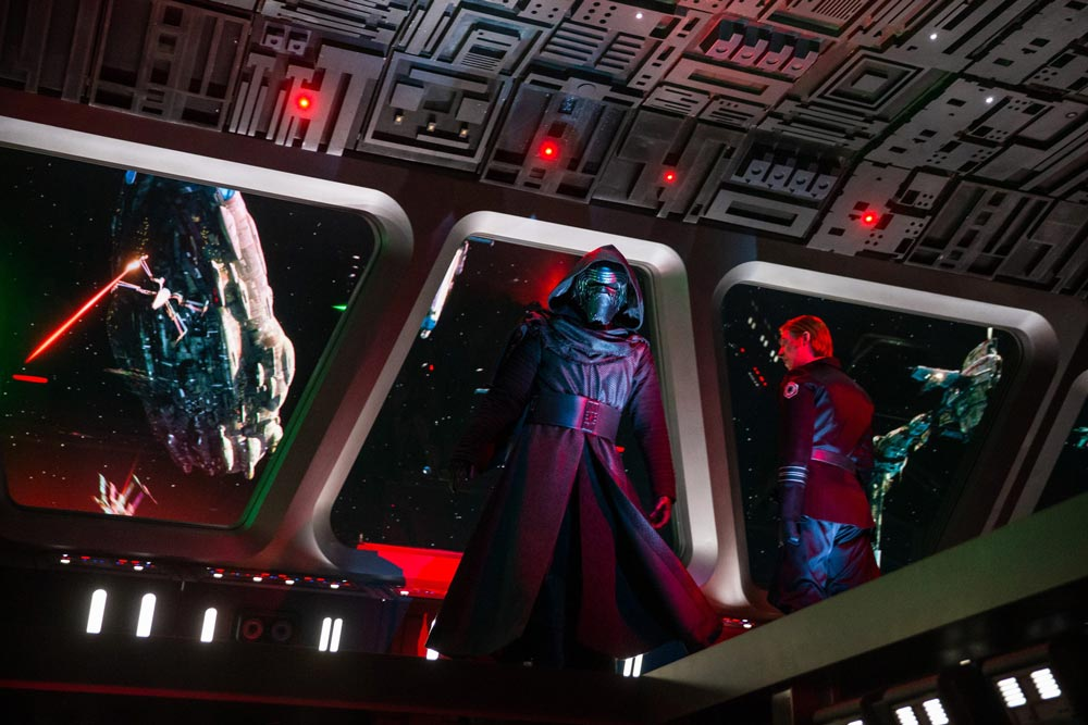 """Star Wars: Rise of the Resistance to """"pause"""" use of virtual queue at Disney World"""