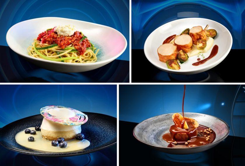 Space 220 Dinner