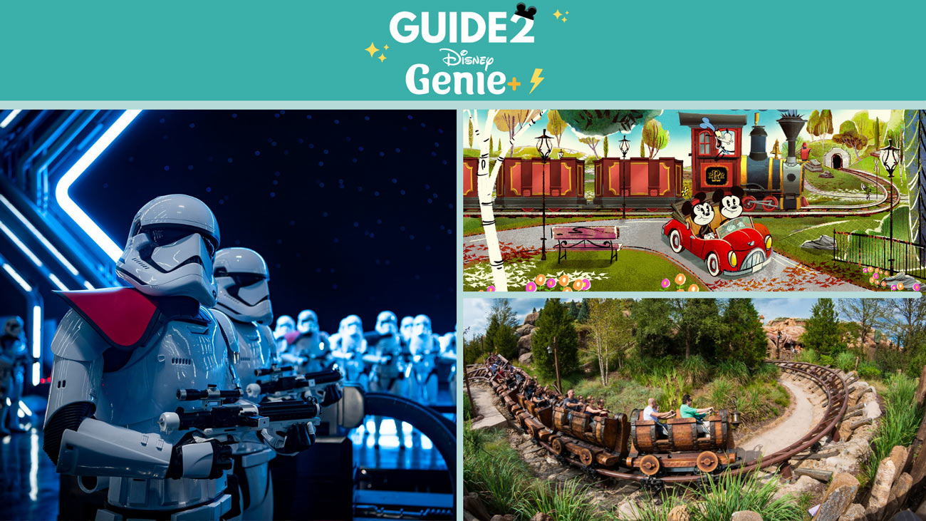 How to purchase Individual Lightning Lane reservations | Guide 2 Disney Genie