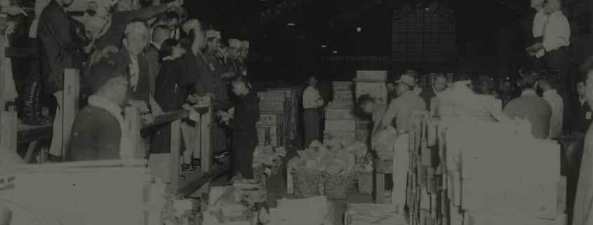 Tsukiji en 1935