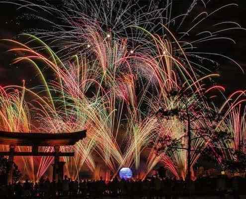 Hanabi: Feu d'artifice au Japon