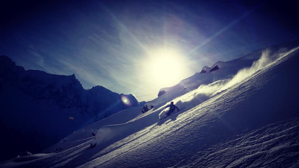 Ski Hors piste Brevent