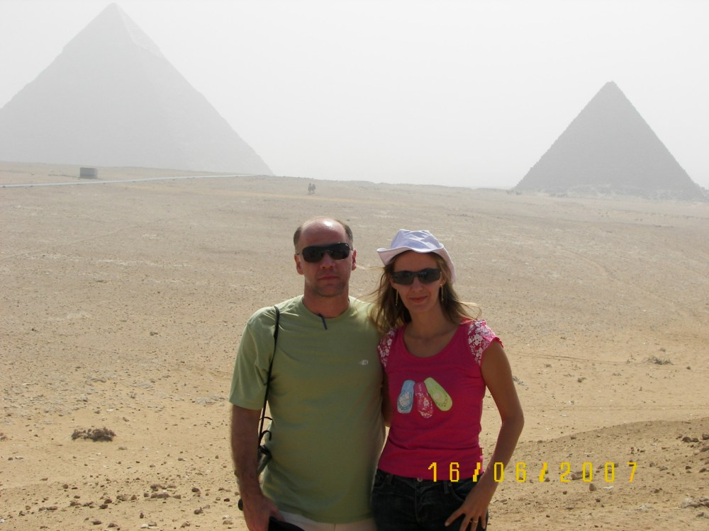 Viagem ao Egito (2/6)