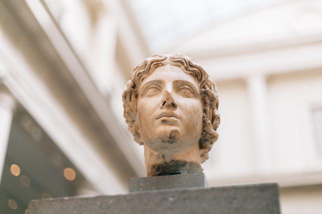 A hypnotic trance isn't a delicate statue