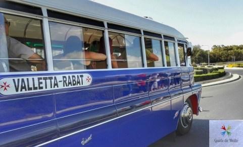 bus maltais ancien