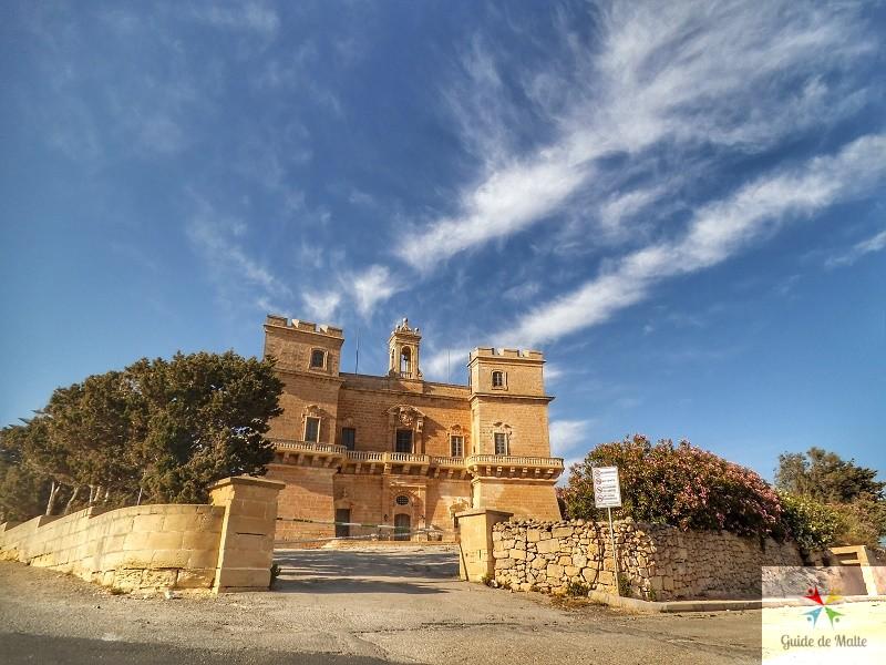 selmun palace malte
