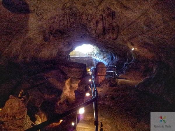 Ghar Dalam La Grotte Préhistorique de malte
