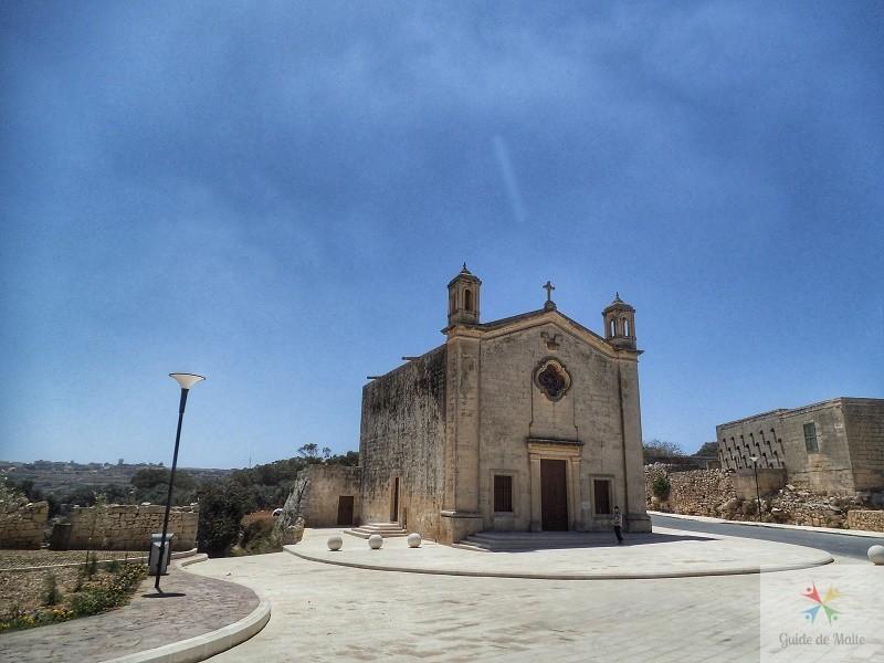chapelle st matthew maqluba malte