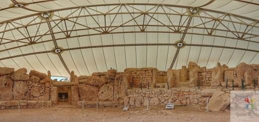 Temples Hagar Qim et Mnajdra malte
