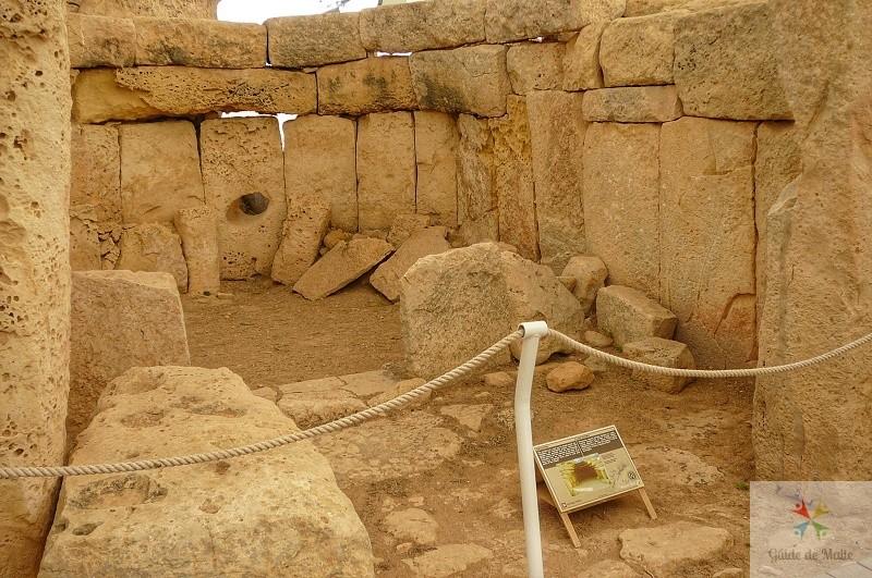 Temples Hagar Qim et Mnajdra