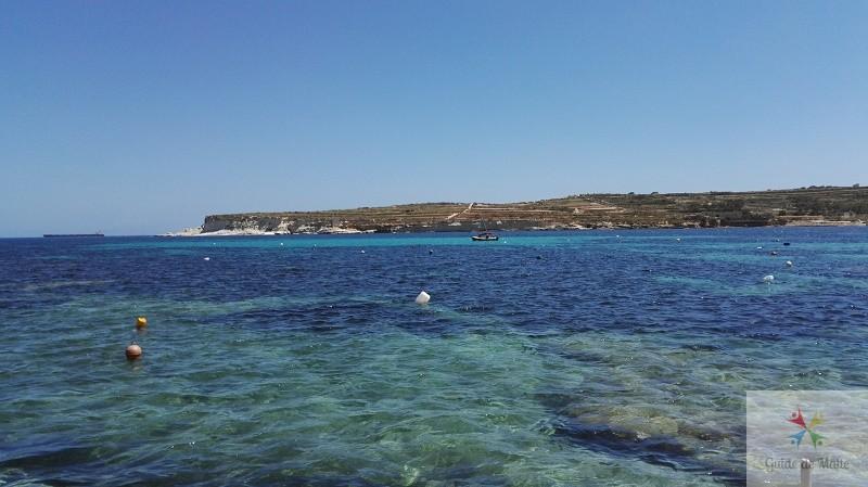 marsaxlokk- st thomas bay baie plage sud malte