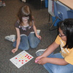 Students master Common Core State Standards with guided math stations.