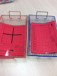 Dice Activities in Guided Math Stations