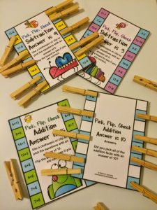Guided Math Games