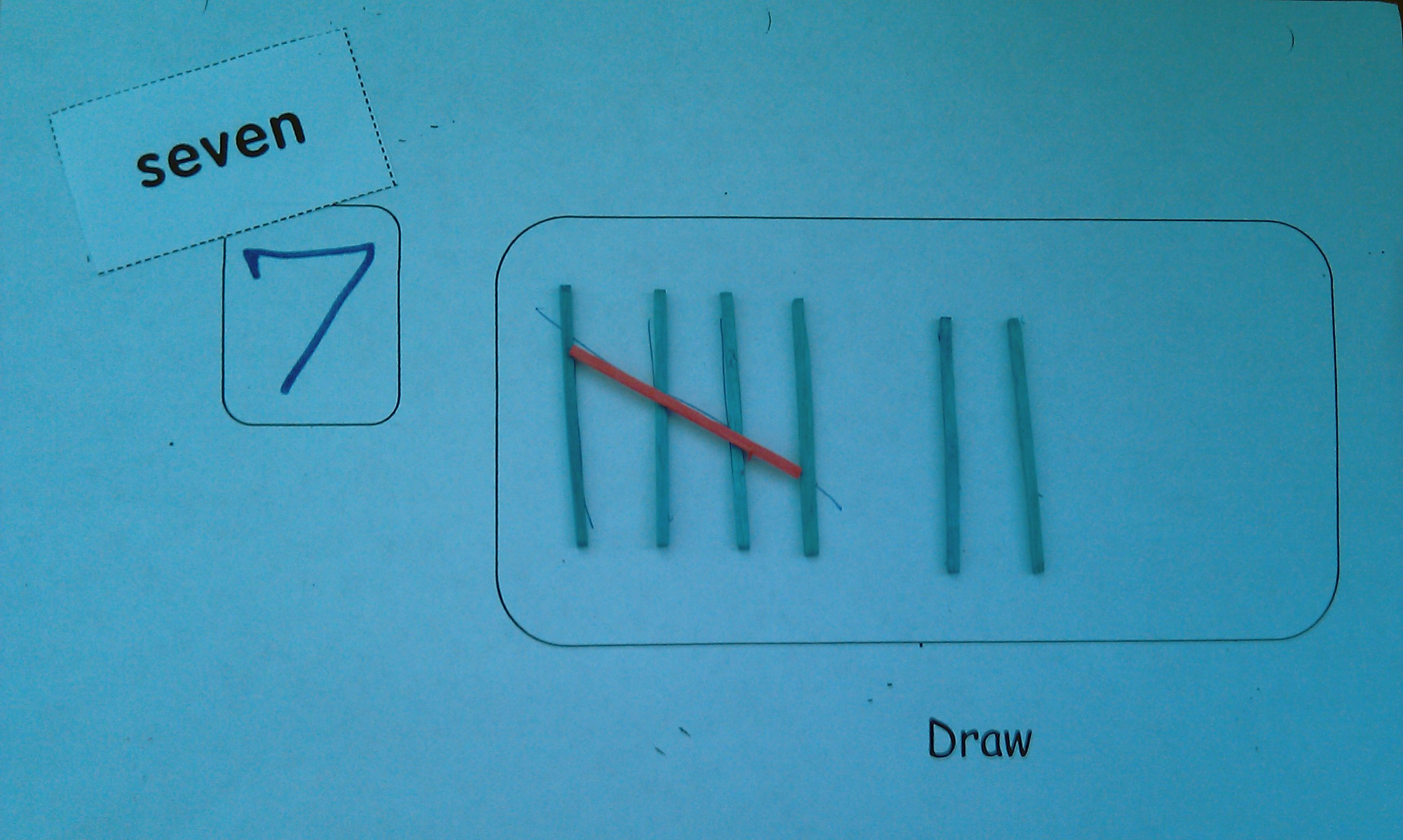 Tally Marks And Guided Math