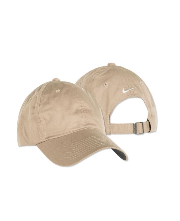 Stock photo of blank hats. (front and back)