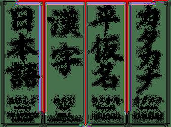 Les bases du Japonais pour débuter l'apprentissage de la langue