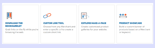 Creating Affiliate Links ShareASale Review