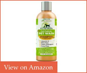 Pro Pet Works Hypoallergenic Organic Dog Shampoo