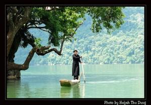 Lac de ba be