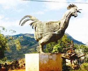 poule de khor
