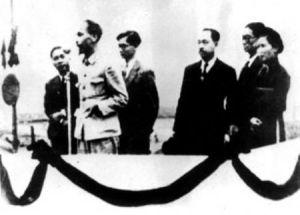Histoire de hanoi