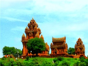 tour de Cham a Ninh Thuan