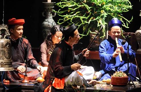 Ceremonie de Chau Van