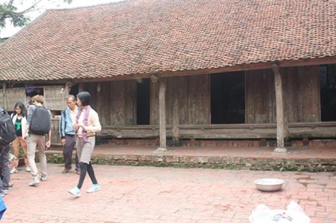 Maison ancienne de Duong Lam