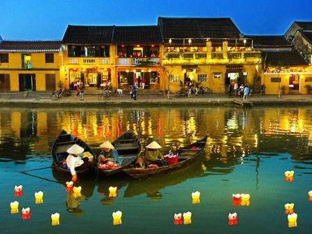 La beauté de l'ancienne cité de Hôi An