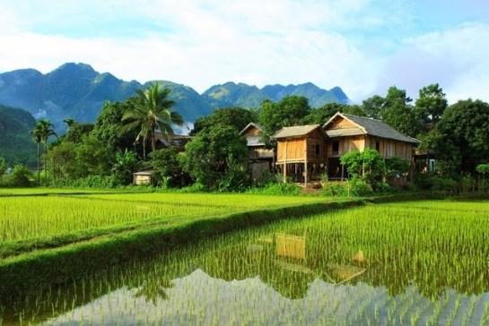 village pom coong